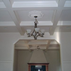 Box Beam Ceilings (Cupertino)