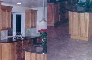Cabinet Install (Saratoga)