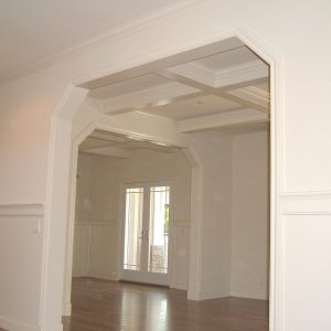 Door Way Casings, Wainscoting (Cupertino)