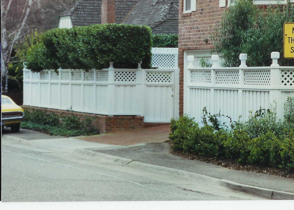 Fence and Gate (San Mateo)