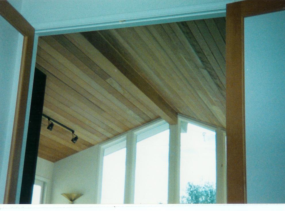 Redwood Ceilings (Portola Valley)