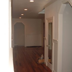 Mirrored Door, Casings, Wainscoting, Door Casings, Base Boards, Crown Mouldings (Cupertino)